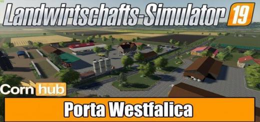 Photo of FS19 – Porta Westfalica Multifruit Map V3