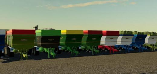 Photo of FS19 – Randazzo Tridem Tr70 V1