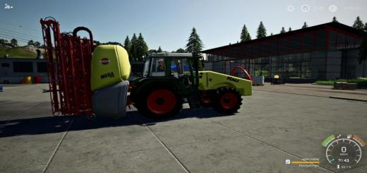 Photo of FS19 – Rau Fronttank 2200 Liter V1