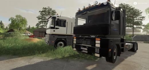 Photo of FS19 – Renault Magnum Integral Truck V1