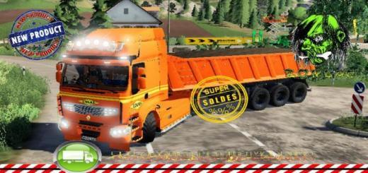 Photo of FS19 – Renault Premium Colas V1.5