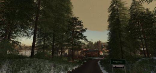 Photo of FS19 – Rogowo Seasons Map V4