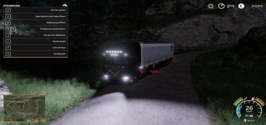 Photo of FS19 – Scania R730 Semi Truck V1.0.0.5