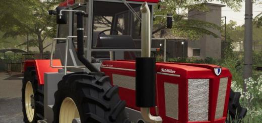 Photo of FS19 – Schlueter 2500 Brosiedit Tractor V1