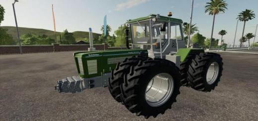 Photo of FS19 – Schluter 2500 Vl Tractor V1.1