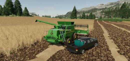Photo of FS19 – Service Pickup Pack V1.1