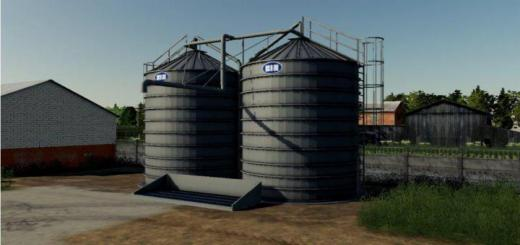 Photo of FS19 – Silos Bin V1.1