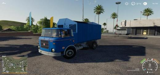 Photo of FS19 – Skoda Liaz 706 + Mts Korby V1
