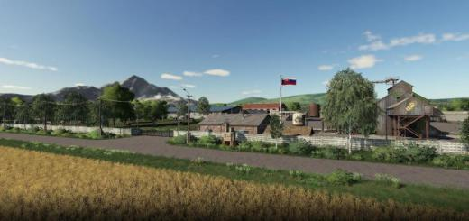 Photo of FS19 – Slovak Village Map V1