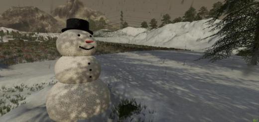 Photo of FS19 – Snowman V1