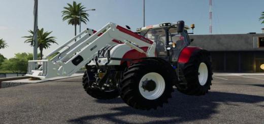 Photo of FS19 – Steyr Cvt Tractor V1.1