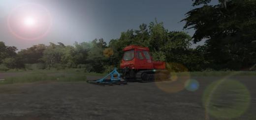 Photo of FS19 – Stonehog 430 Cultivator V1