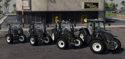Photo of FS19 – Strappable Valtra Tractor Pack V1