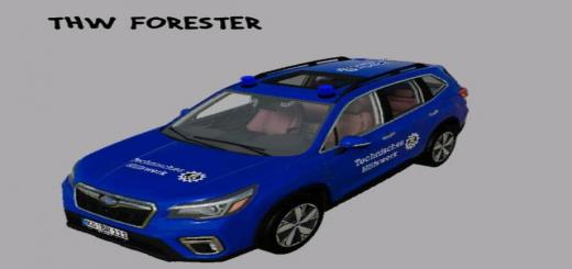Photo of FS19 – Subaru Forester 2019 Thw V1