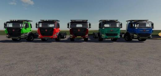 Photo of FS19 – Tatra 158 E6 Phoenix V1