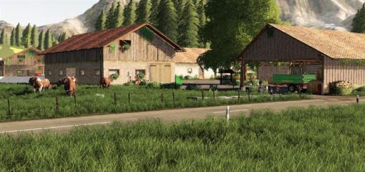 Photo of FS19 – The Hills Of Slovenia Map V1