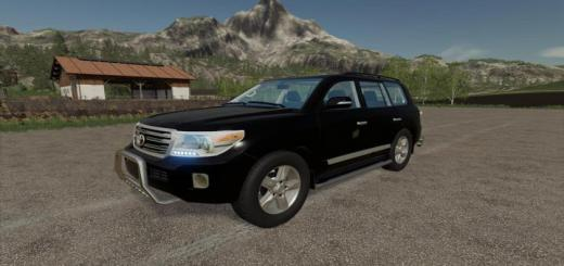 Photo of FS19 – Toyota Land Cruiser 200 V1