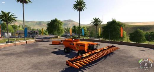 Photo of FS19 – Tribine T1000 V2