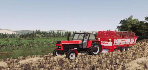 Photo of FS19 – Ursus 1212 Tractor V1.0.1.0