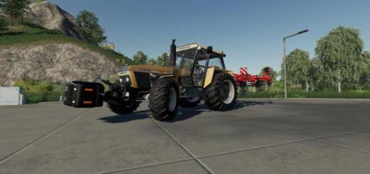 Photo of FS19 – Ursus 1224-1614+Tuz V1