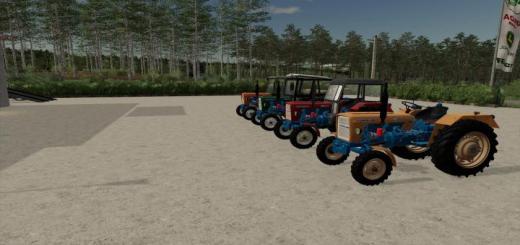 Photo of FS19 – Ursus C330 Tractor V1.1