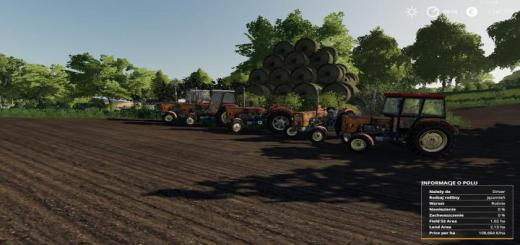 Photo of FS19 – Ursus C360 3P Tractor V1