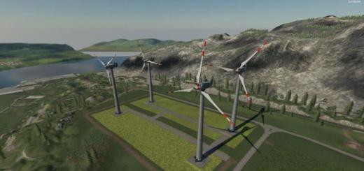 Photo of FS19 – Vestas Windturbine V5.1 Final