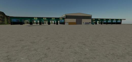 Photo of FS19 – Warehouse Bulk Storage V1