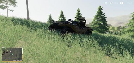 Photo of FS19 – Warthog Fixed Textures V1.0.0.1