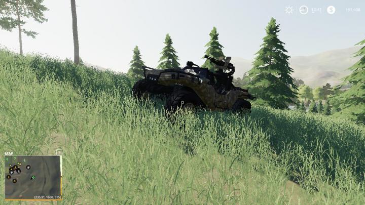 FS19 - Warthog V1