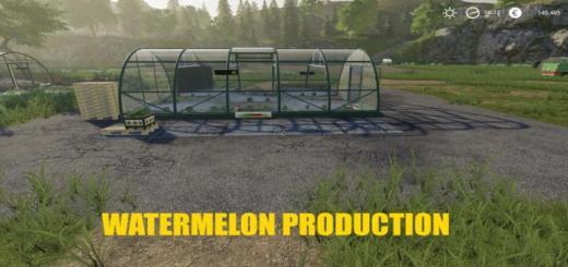 Photo of FS19 – Wateremelon Production V1