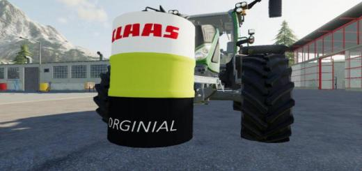 Photo of FS19 – Weightpack V1