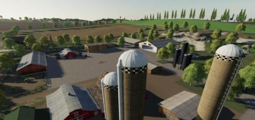 Photo of FS19 – Westbridge Hills Map V1.0.0.1