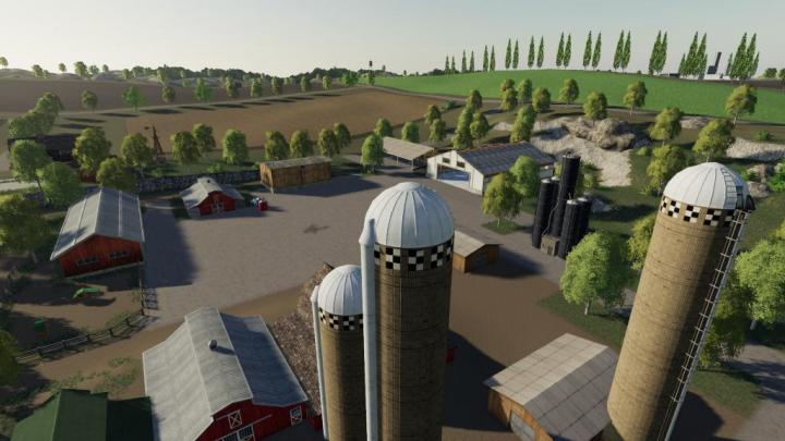 FS19 - Westbridge Hills Map V1.0.0.2