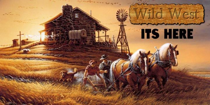 FS19 - Wild West 16X Map V1