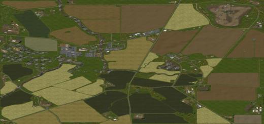 Photo of FS19 – Windchaser Farm Map V1