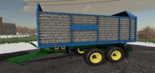 Photo of FS19 – Zdt Sp27 Trailer V1