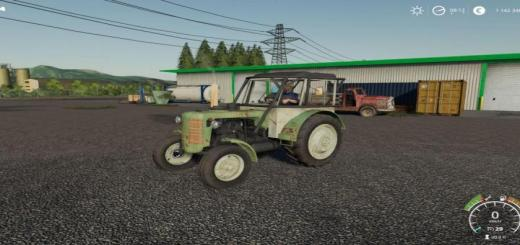 Photo of FS19 – Zetor 50 Super Tractor V1