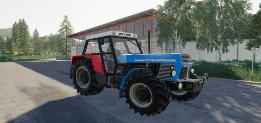 Photo of FS19 – Zetor Crystal 16045 Tractor V1