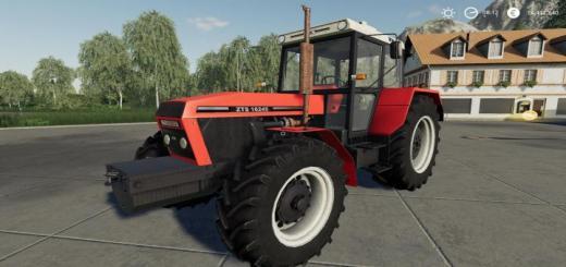 Photo of FS19 – Zetor Zts 16245 Tractor V1