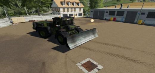 Photo of FS19 – Zettelmeyer Zd 3000 V1