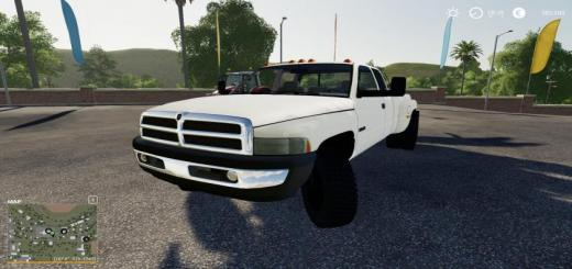 Photo of FS19 – 2Nd Gen Dodge Ram 3500 V2