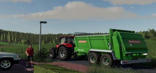Photo of FS19 – Bergmann Tsw4190 Trailer V1.1