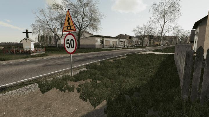 FS19 - Biernatki Map V2.0.1