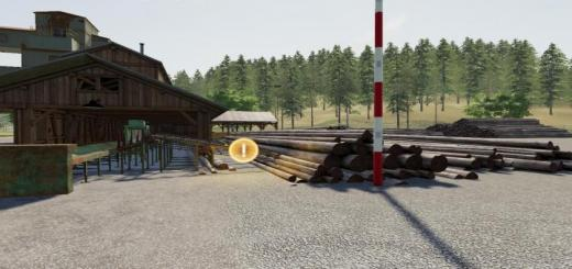 Photo of FS19 – Black Mountain Map V3