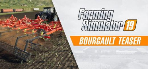 Photo of FS19 – Bourgault Announcement V1