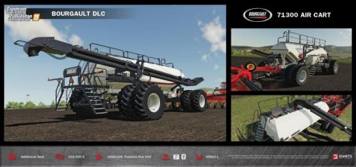 Photo of FS19 – Bourgault Dlc (Download Only) V1