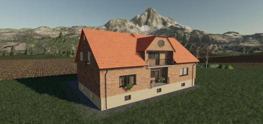 Photo of FS19 – Brick House V1.0.0.1