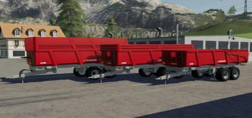 Photo of FS19 – Brimont Bb18Bb Trailer V1