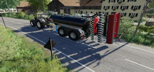 Photo of FS19 – Briri Fieldmaster V1